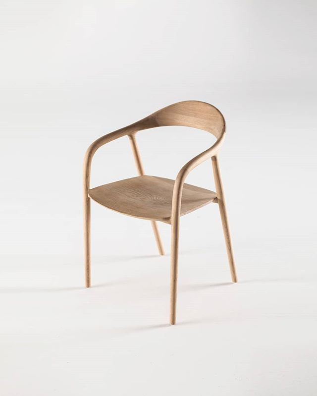 The Neva chair we designed in 2012. One of the first products we designed for @artisanlovewood and still a bestseller. . . Client: Artisan Photography: Domagoj Kunic . . . . .  #designobject #photography #lovedesign #designed #designstudio #contemporaryfurniture #contemporary #furniture #furnituredesign #productdesign #industrialdesign #design #designthinking  #creativethinking #RegularCompany #craft #minimalism #minimalist #minimal #minimalistic #nevachair #chair #artisan #regularcompany #wood #interiordesign