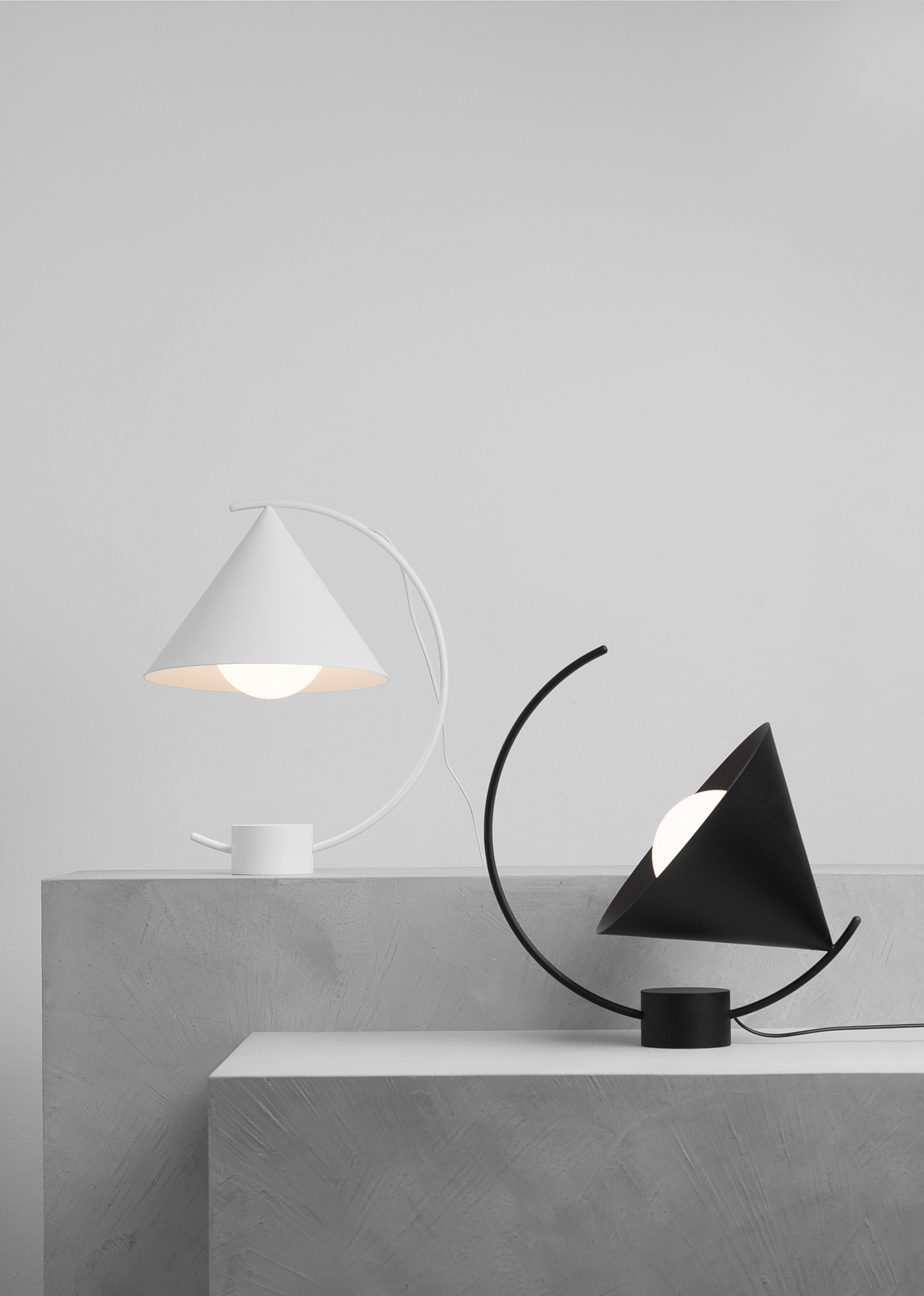Meridian lamp - designed by Regular Company
