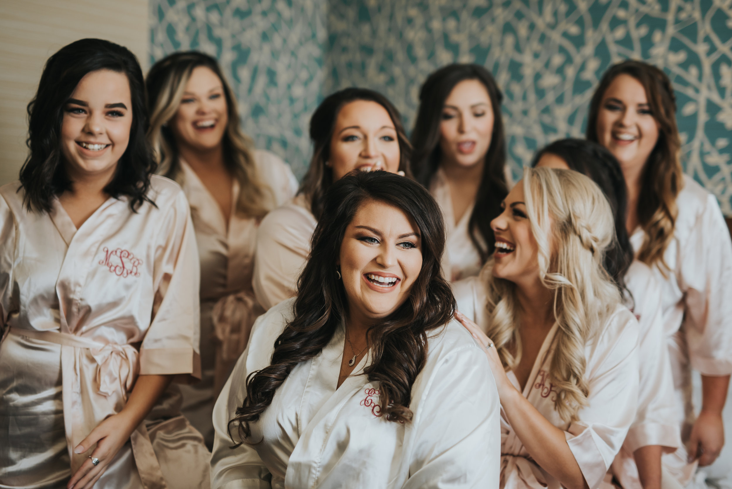 Stories - Everyone has a story to tell. Yours is the sum of the people that had a hand in forming you into who you are, the laughs, the tears, and the memories. We work with you on your wedding day to accurately capture you and your chosen partners story in the most real and fun way we can.