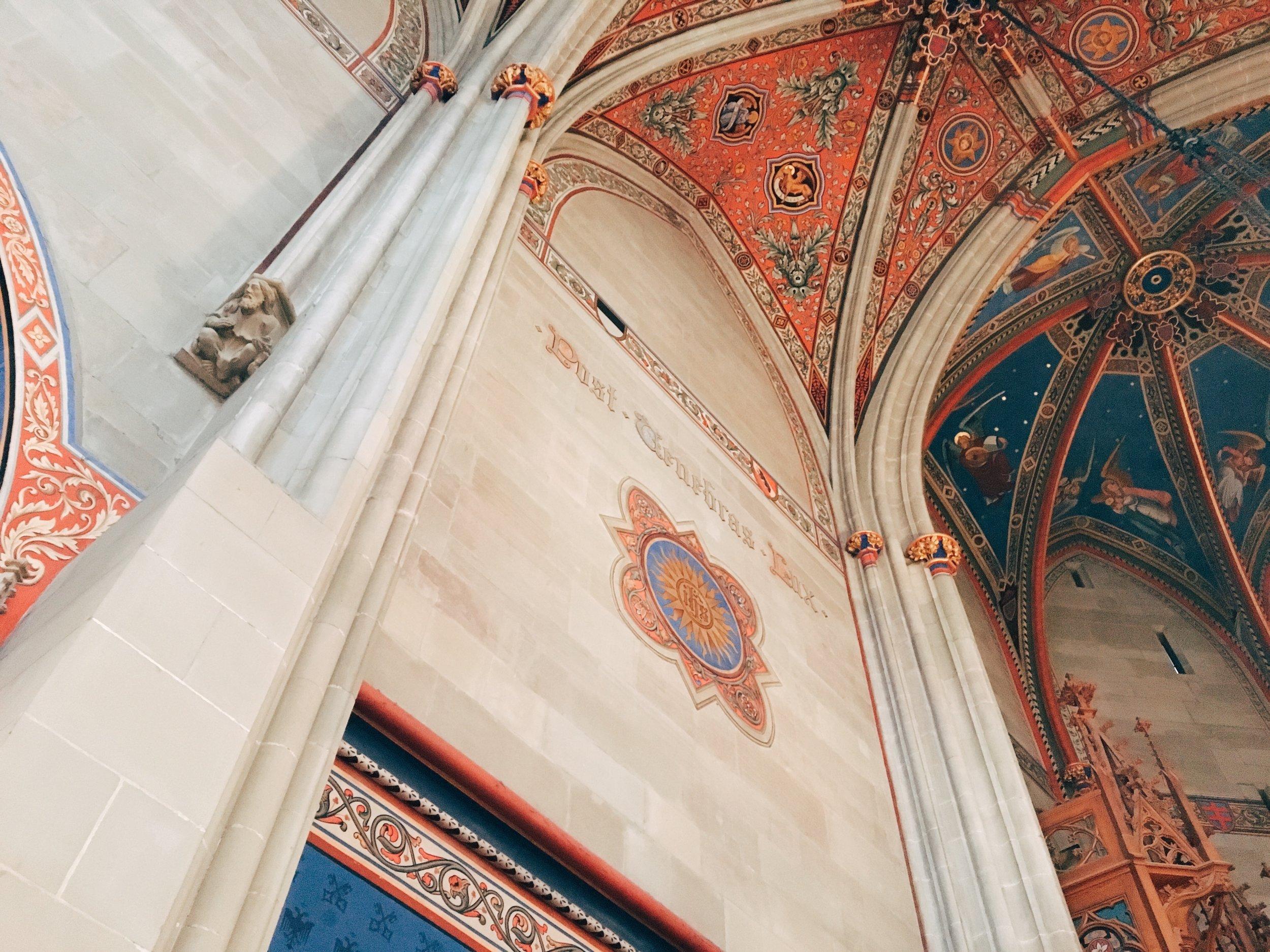 Cour de Saint- Pierre 2-6 | Geneva