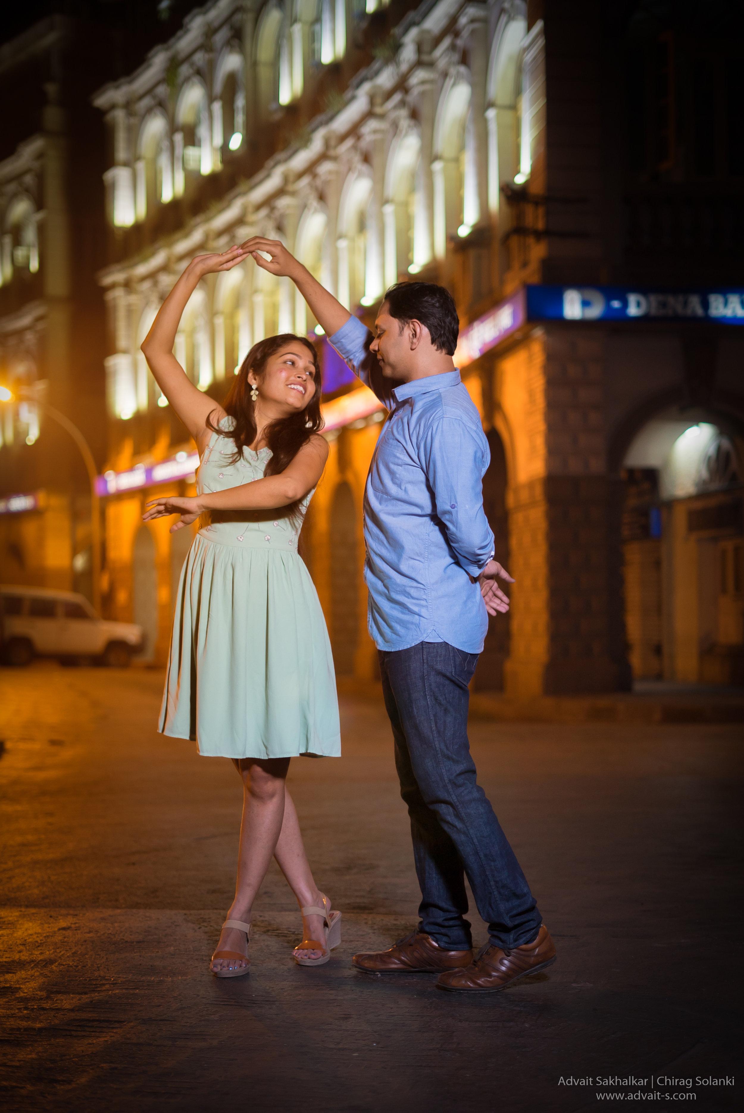 Pooja & Kunal (Pre-wedding)
