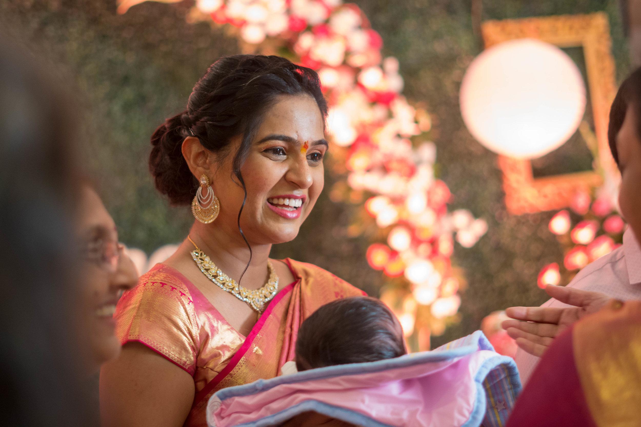 Aarav -  Naming Ceremony