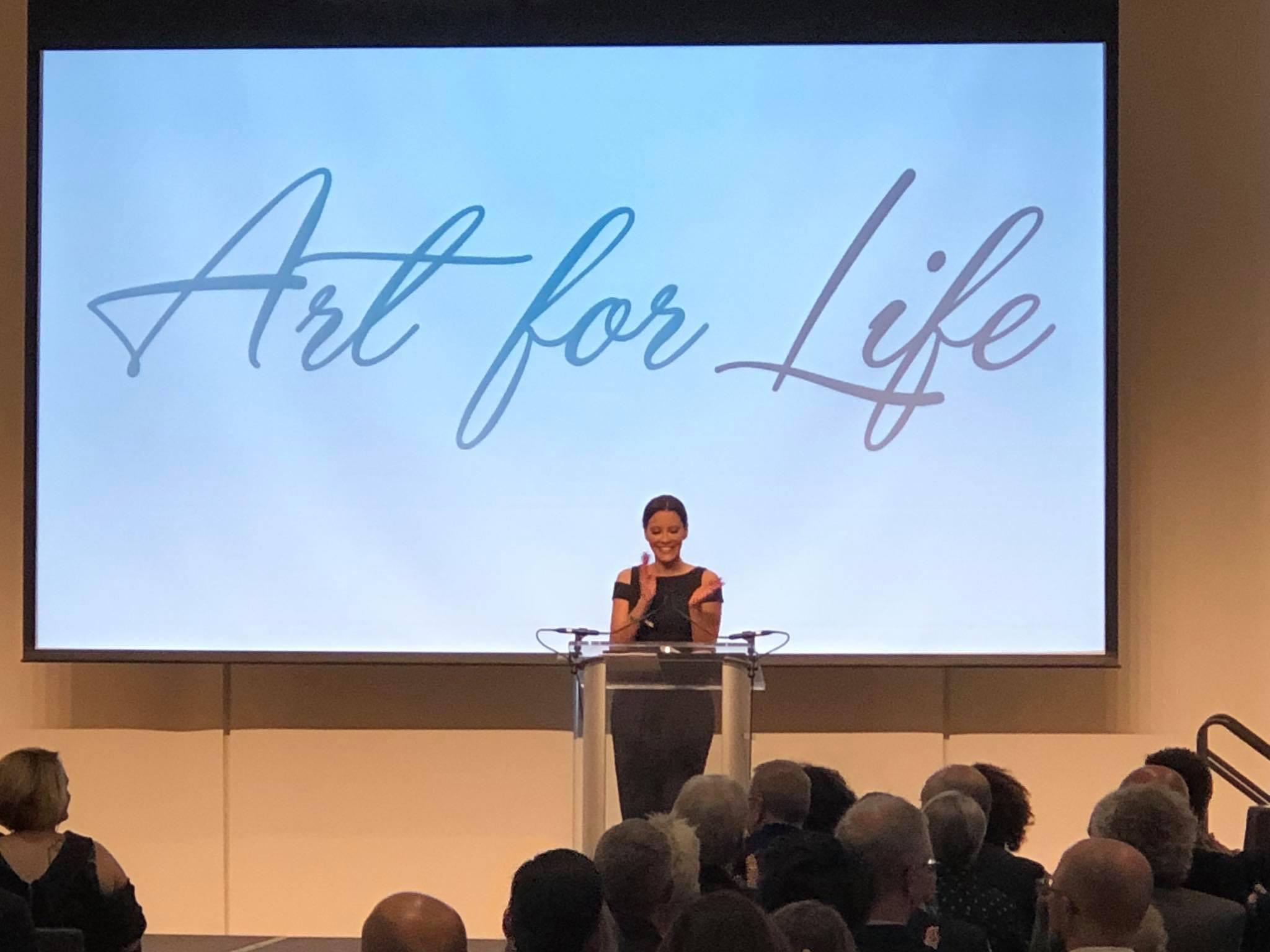 Art for Life 2018