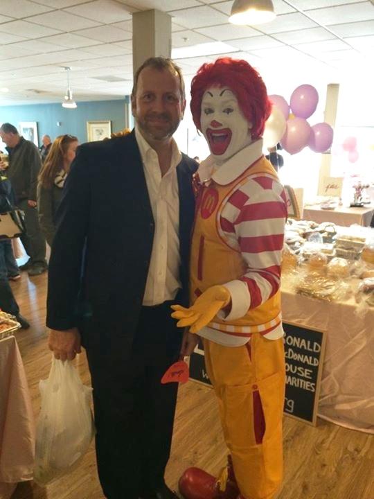 Ronald McDonald House Bake Sale