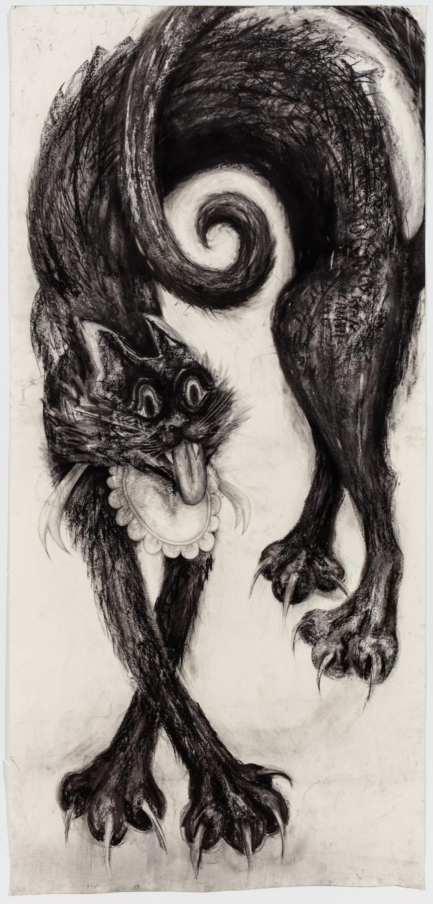 aurel_schmidt_PPOW_black_cat.jpg