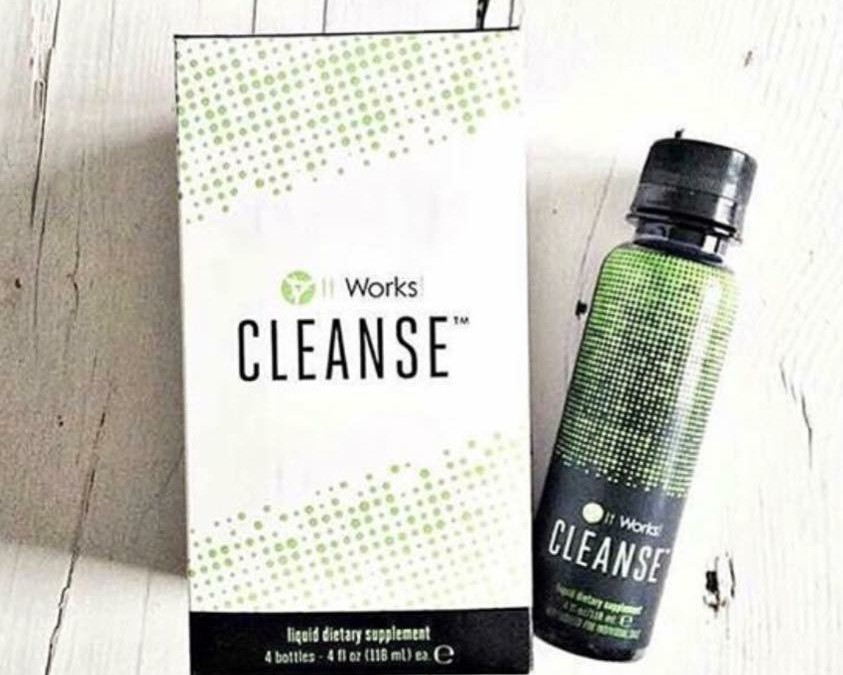 It Works: The Cleanse