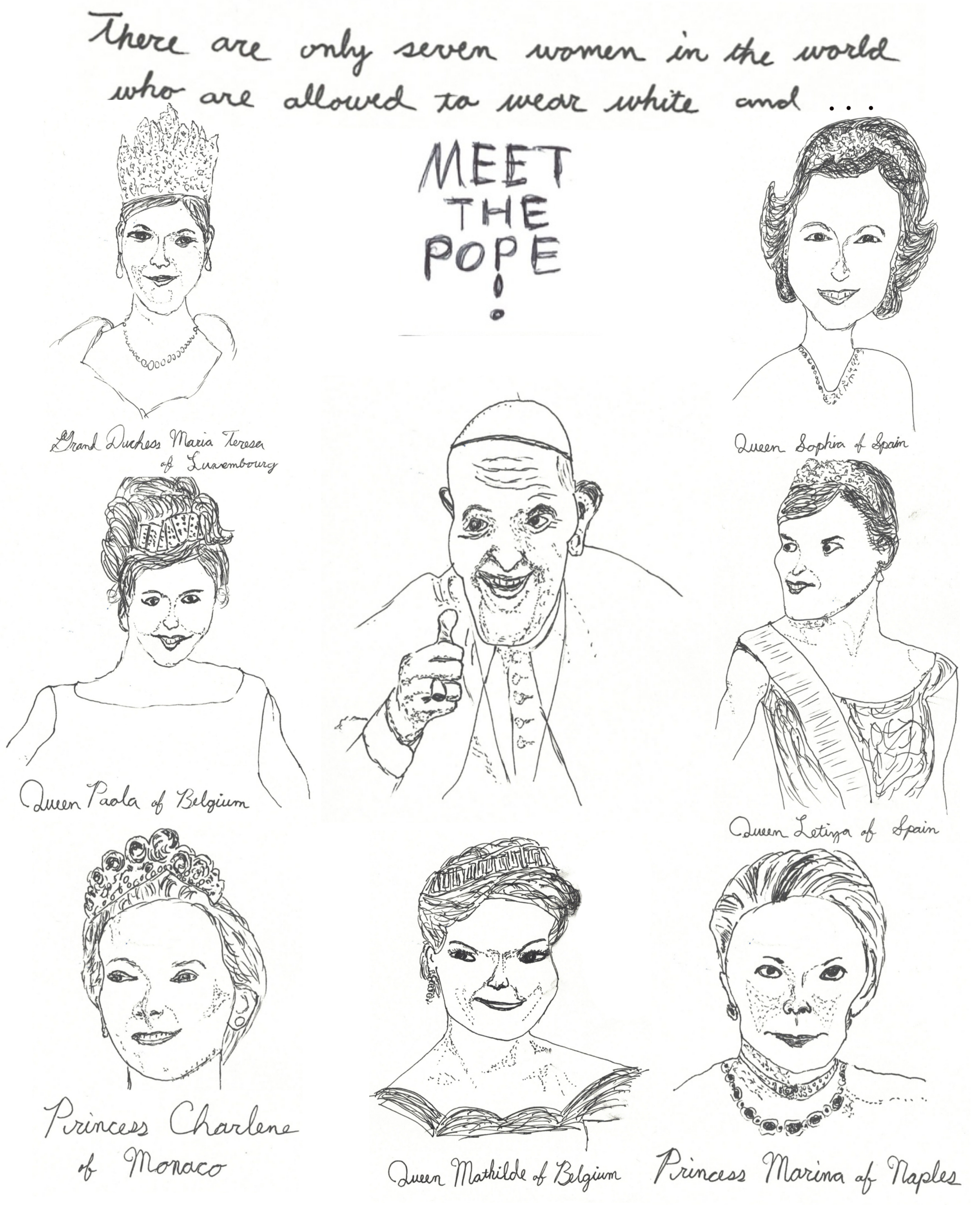 Meet the Pope!