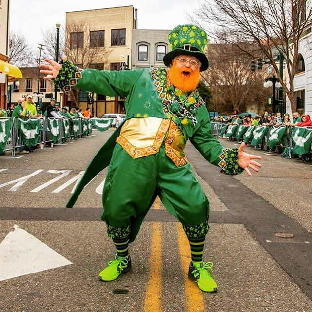 """It's that time again! March 17th marks the date for the First Ever 16th Annual World's Shortest St. Patrick's Day Parade. Measuring a whole 98 feet in length, Bridge Street, the shortest street in the world in everyday use.  This year's First Ever 16th Annual World's Shortest St. Patrick's Day Parade, will feature Ralph (The Karate Kid) Macchio as the celebrity grand marshal and Ellen DeGeneres' favorite DJ and dancer, Stephen """"tWitch"""" Boss, as the official starter.  Learn more @ www.shorteststpats.com  The forecast is calling for sunny sky's all weekend. Book your spot today online or give us a call and we will book it for you. Don't forget your GREEN!!"""