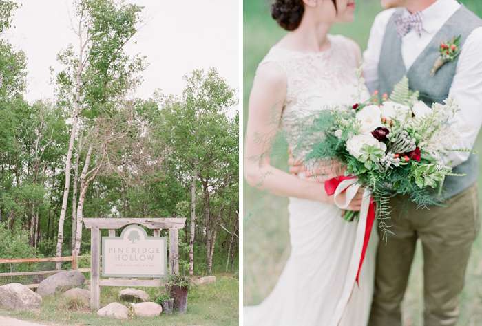 Pineridge Hollow Wedding