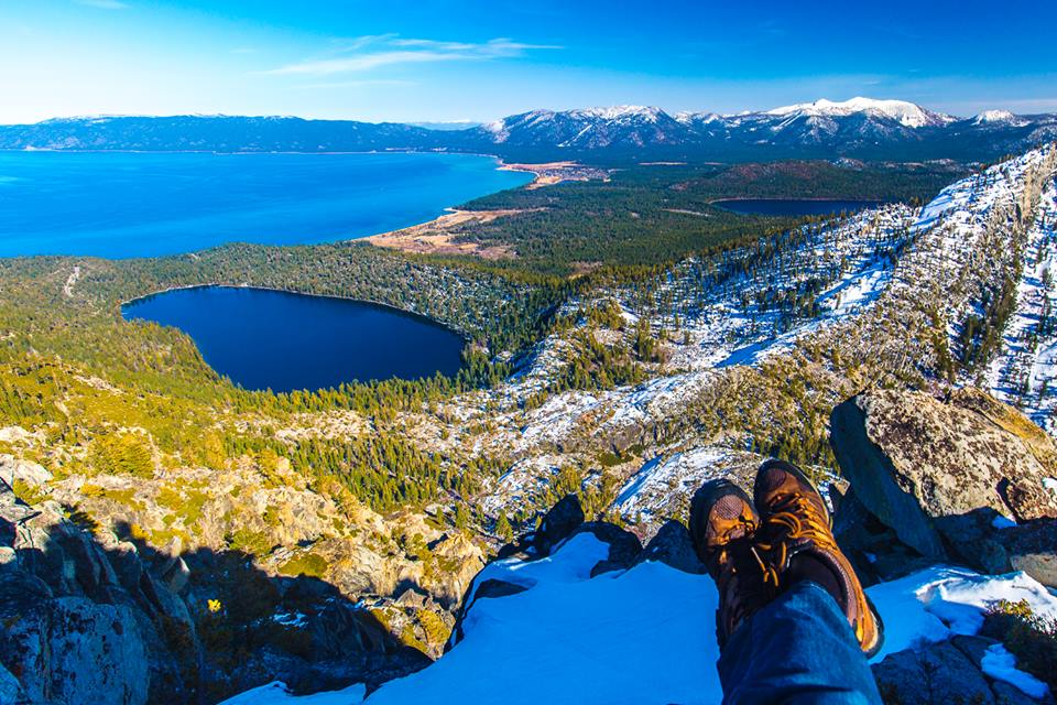 LAKE TAHOE CALIFORNIA  -