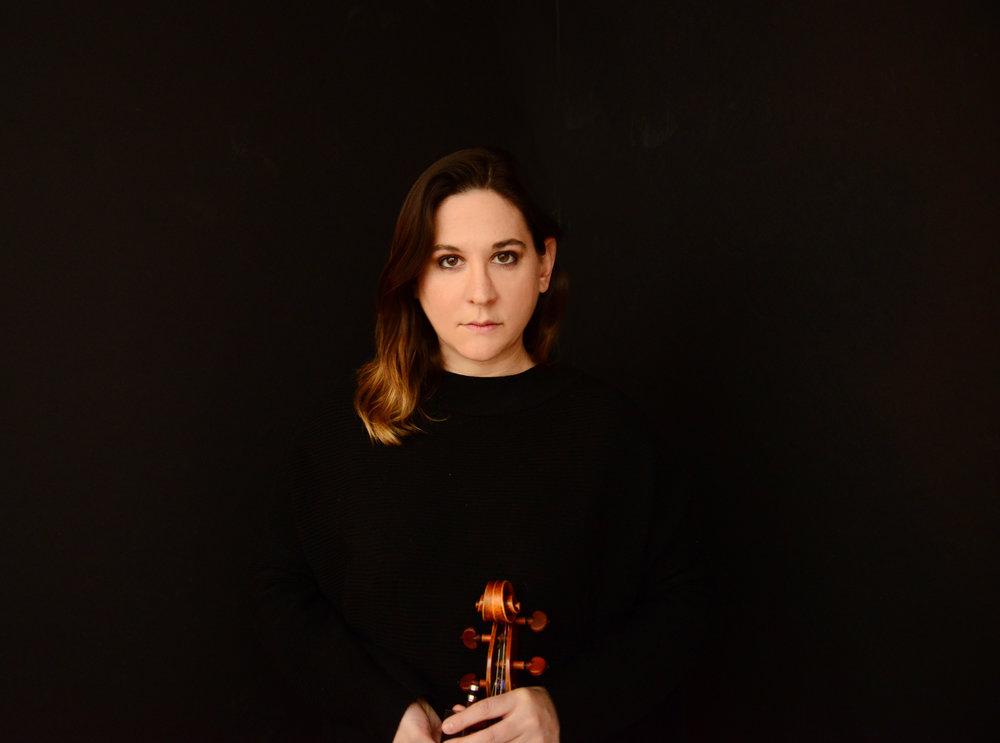 Nadia Sirota (photo: Shervin Lainez)