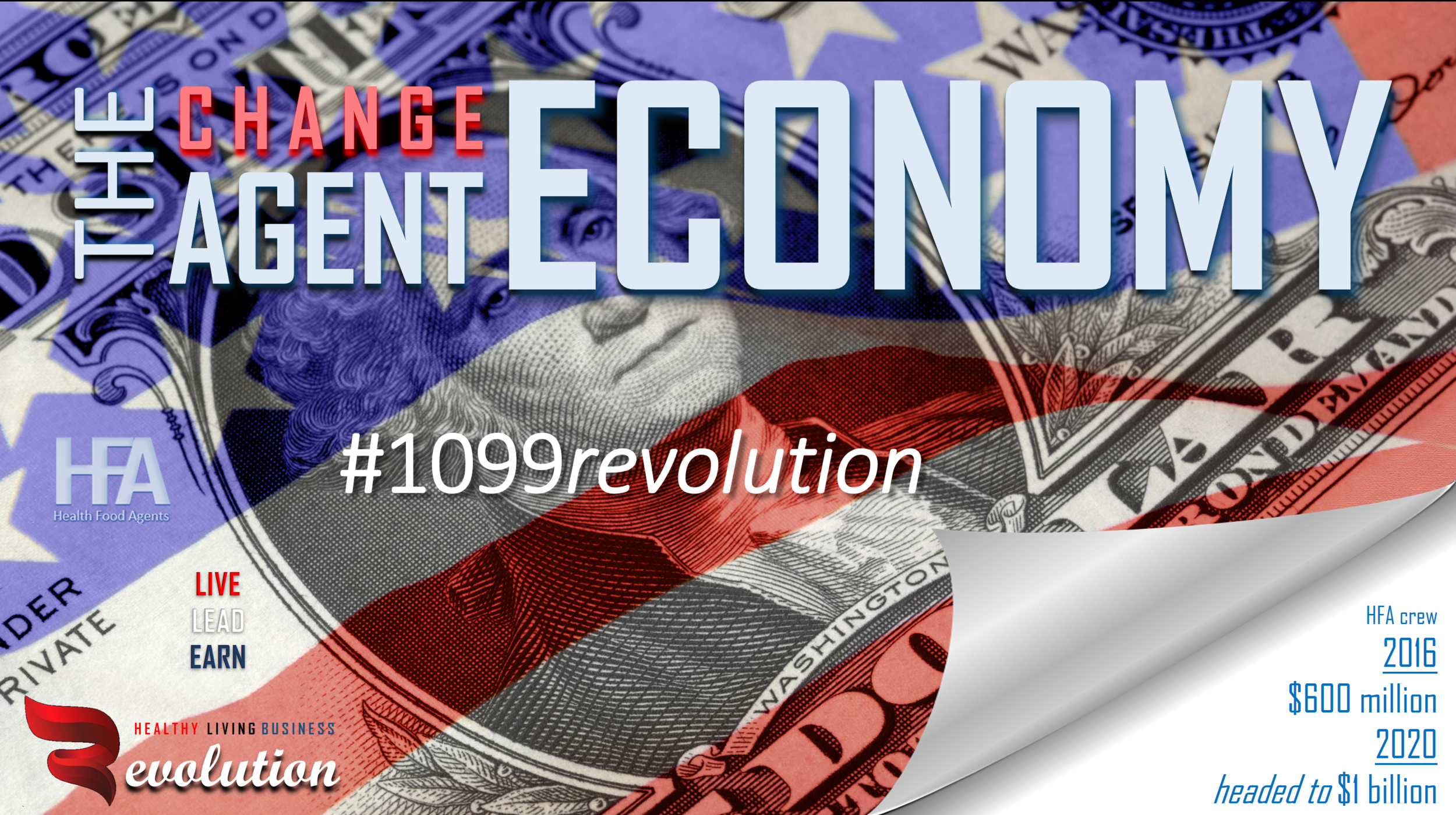 Economic tailwinds help incomes rise. Rise with us.