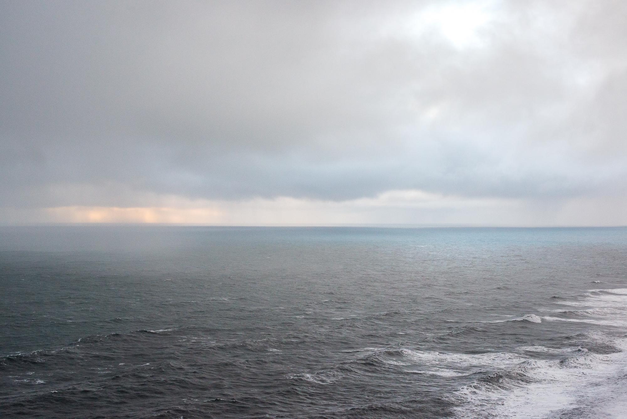 Ocean Landscape, Iceland