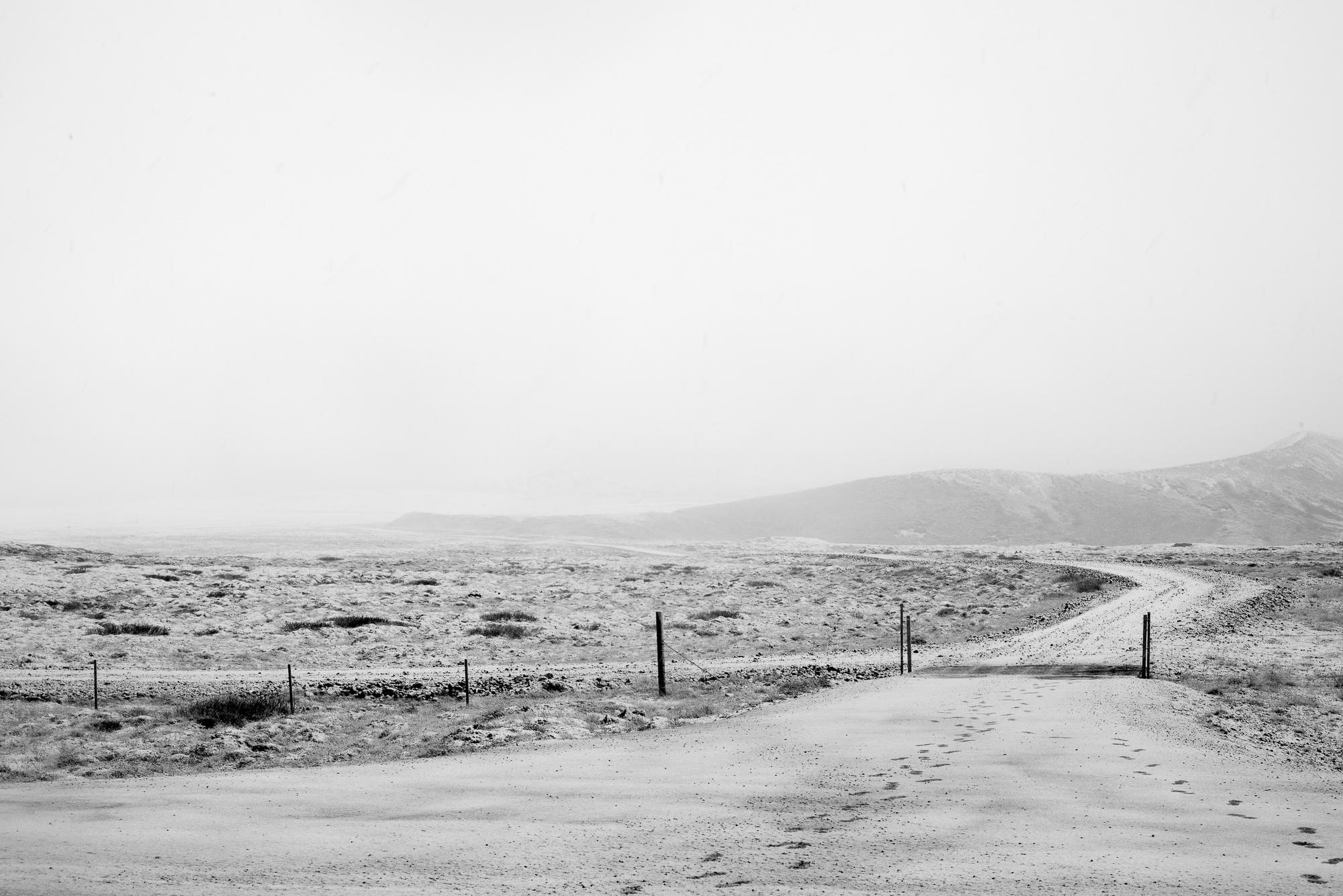 Snow Gate, Iceland