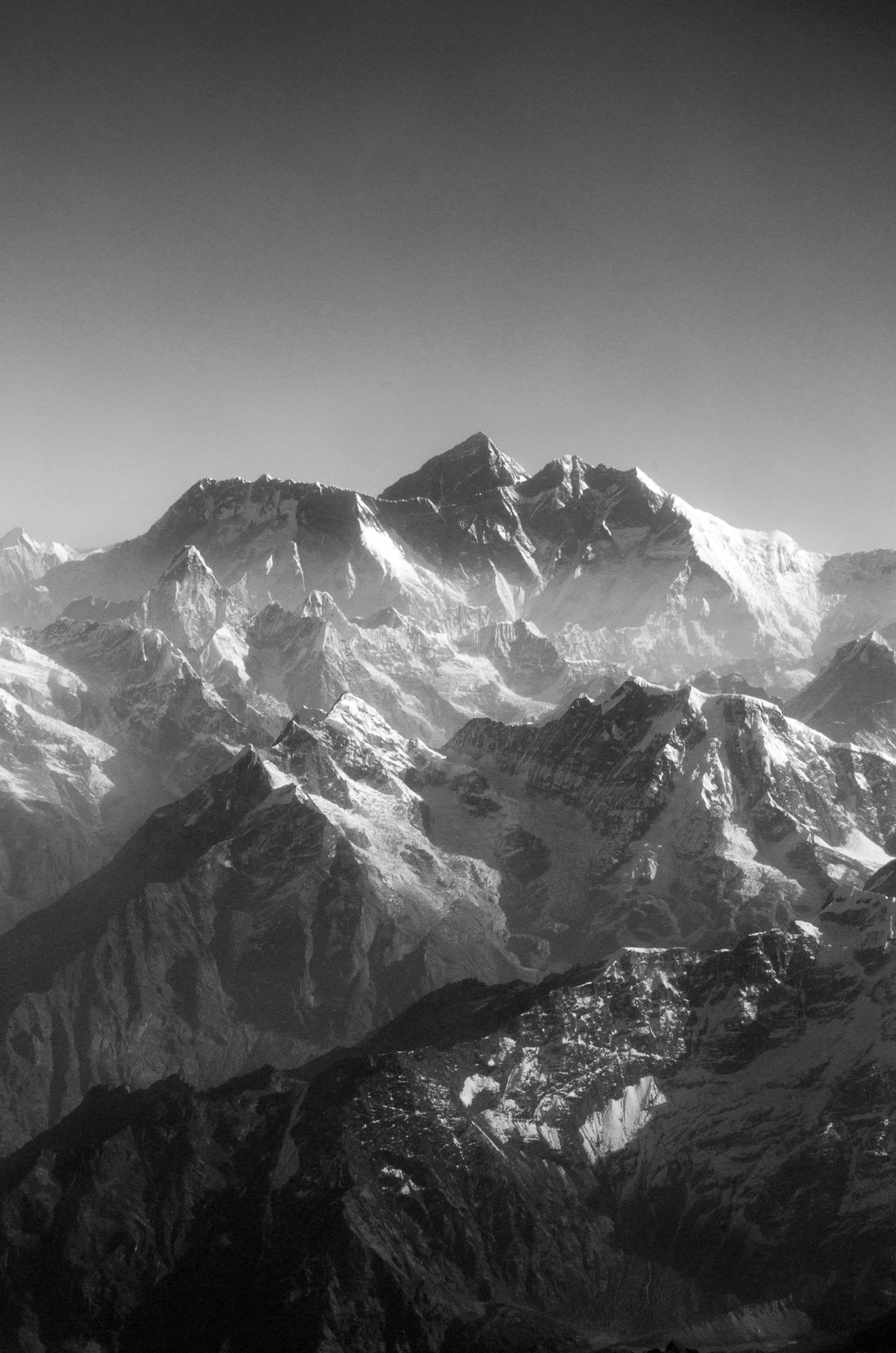 Mount Everest, Himalayas, Nepal