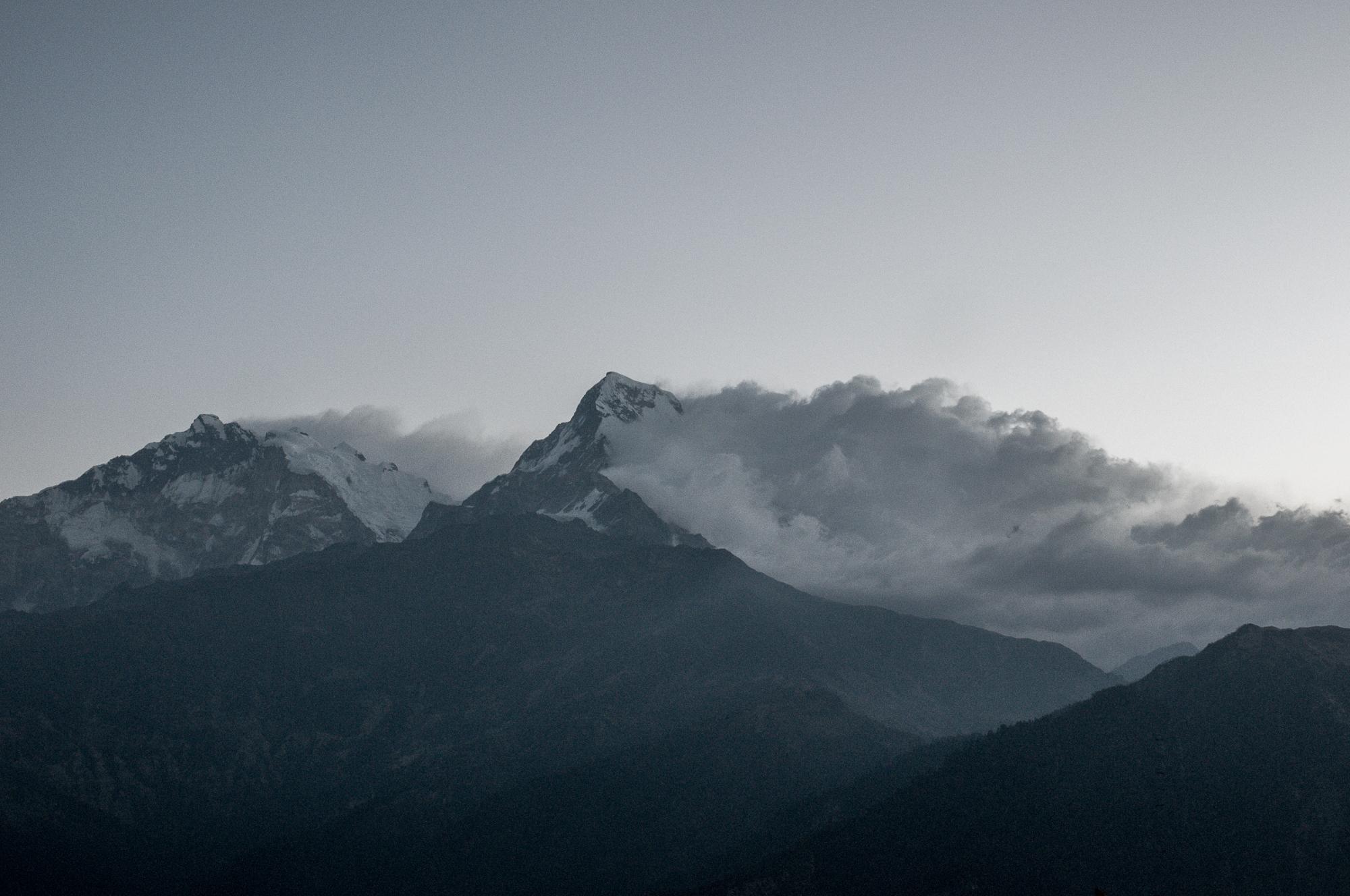 Poon Hill, Himalayas, Nepal