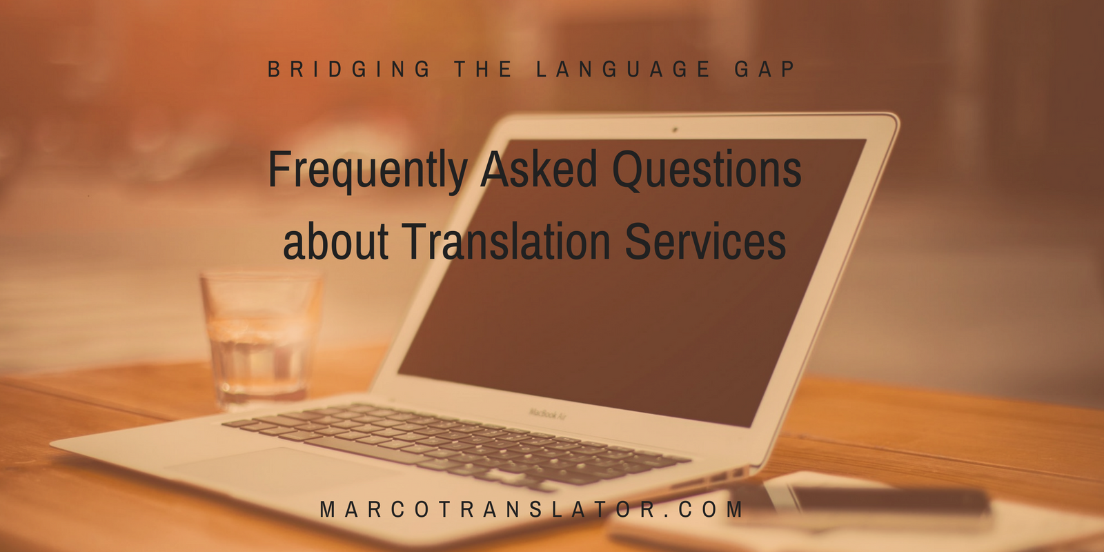 FAQs about legal and technical translation