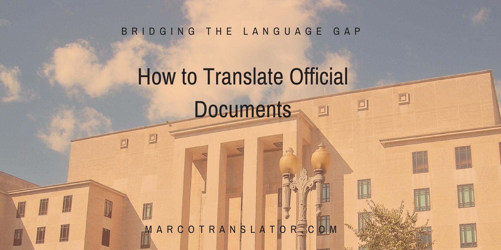 English and Spanish document translation birth and marriage certificates, divorce decrees, etc.