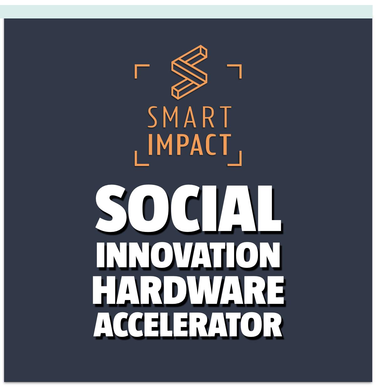 SMART IMPACT   Somos la primera aceleradora de Hardware e Internet of things en Latam. Si tienes un startup en etapa semilla o temprana no dudes en aplicar.