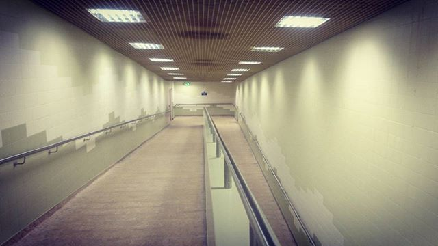 Often forgotten spaces. . . . #Dundee #wellgate #shoppingcentre #mall #ramp #unusualspaces #wellgateramps