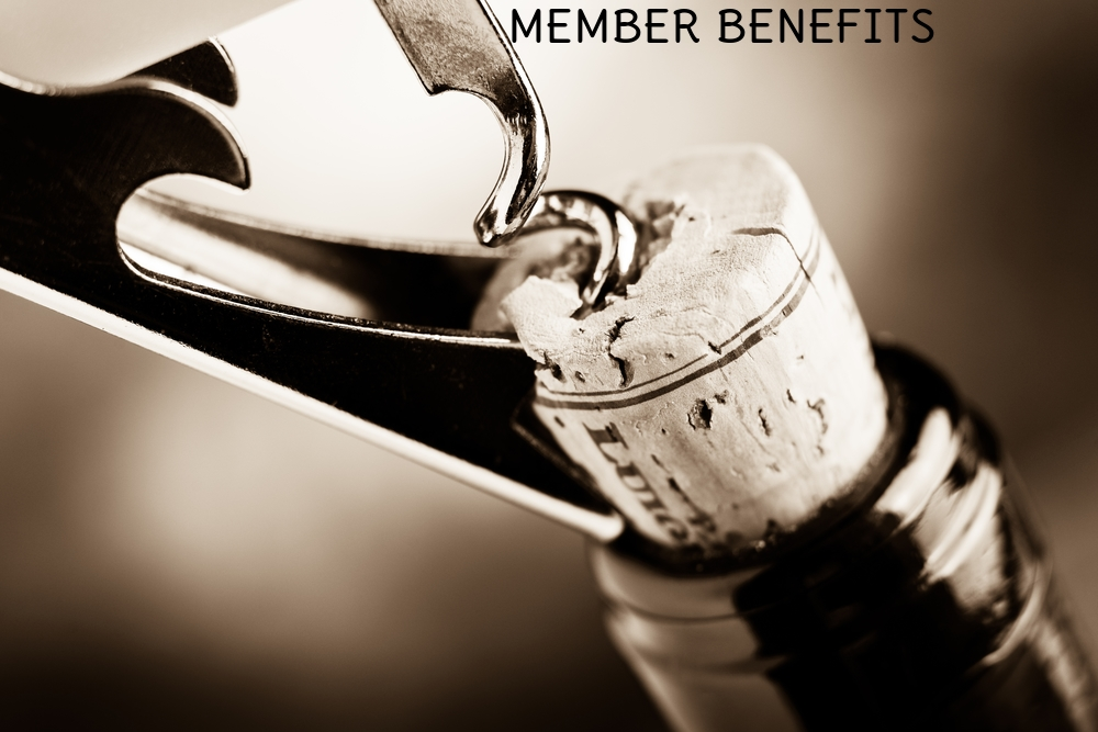 * Wine is hand-picked and selected for the best quality and variety.    * No membership fees.    * Your wine will be accompanied with tasting notes.    * Take the hassle out of finding good wines.    * Elevate your appreciation and enjoyment of fine wines.    * Be recognized for your contribution towards a selected charity.    * Club members will be notified by email/text of each release.    * Secure & flexible payments - we take your security seriously.