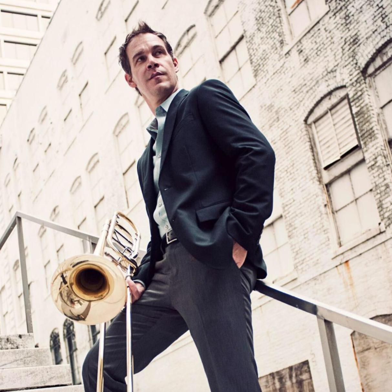 Wes Lebo, trombone