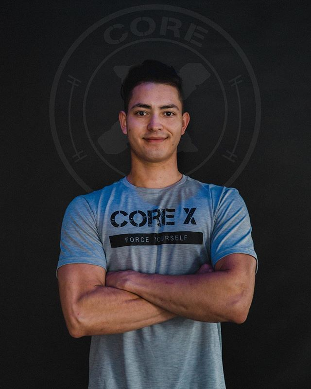 Welcome back to the team @jor_bae 💪 | Coach Jorge is back and pumped as ever to get you in the best shape of your life 💯 | Not convinced? Well step into his class and you'll see for yourself! See what times Coach Jorge is training on our website. #corexfitness #personaltrainer #grouptraining