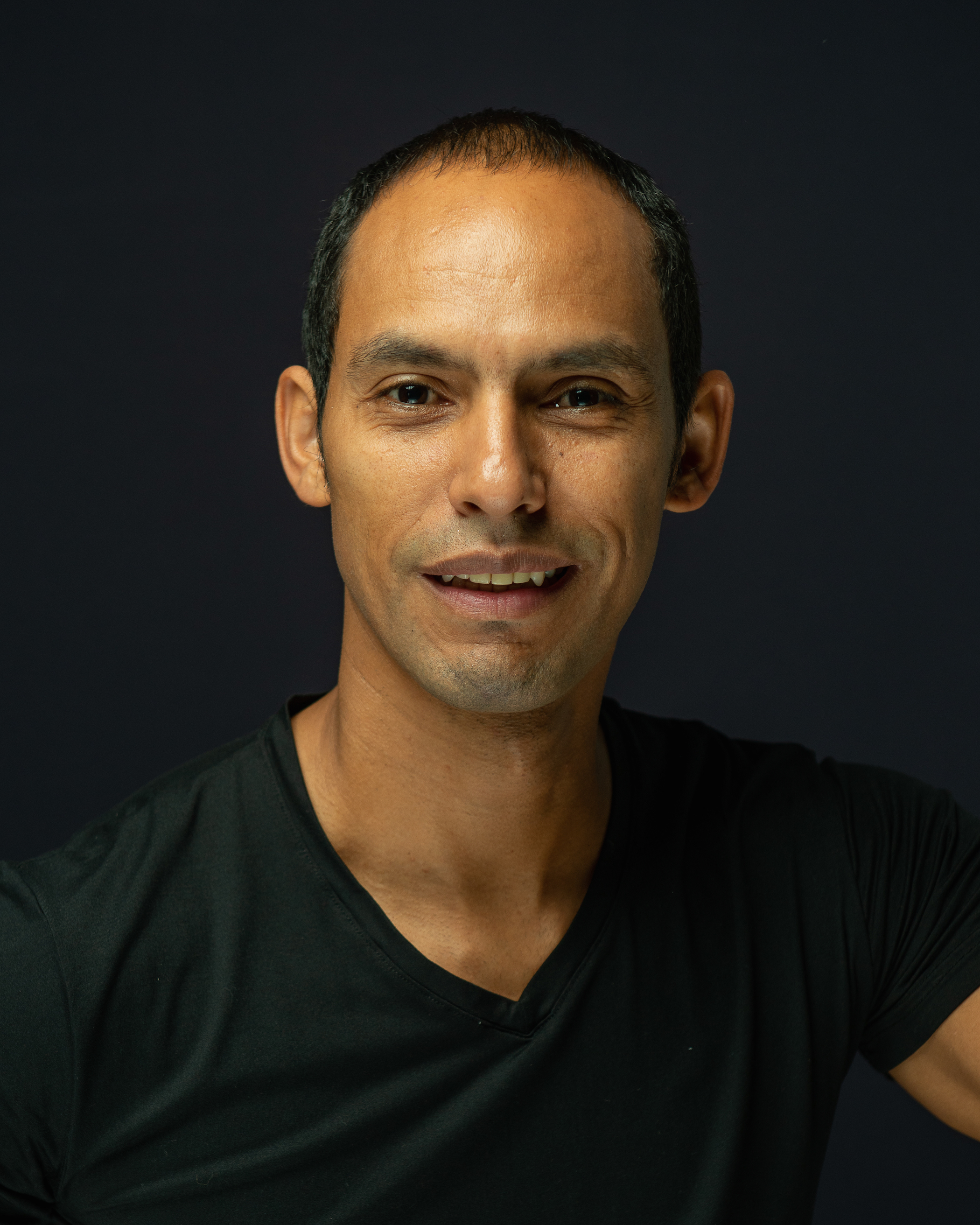 Jose Edwin Gonzalez Amaya   was born in Cali, Colombia, where he started his ballet studies at the age of eight at INCOLBALLET under the direction of Gloria Castro. Upon graduating, he danced with Ballet de Cali, performing both classical and modern repertoire. In 2002, he joined the Ballet Contemporaneo de Caracas in Venezuela; he danced the principal roles in Le Corsaire, Don Quixote, The Nutcracker, Midsummer Night's Dream, Carmina Burana, Carmen, and others. In 2005 he was principal dancer with Ballet Teresa Carreno in Don Quixote. Later he joined Tulsa Ballet, where he danced in Val Caniparoli's Lambarena, Sleeping Beauty, The Nutcracker, La Sylphide, and Western Symphony. In 2009, he joined State Street Ballet as a principal dancer, dancing lead roles in Cinderella, The Nutcracker, Love Love, A Midsummer Night's Dream and The Jungle Book. In 2011, he joined the cast of Neos Dance Theatre. Mr. Gonzalez dance with Charleston Ballet Theatre in 2012, performing Balanchine's Allegro Brilliante and Who Cares?, The Firebird, The Nutcracker, Cinderella and Dracula. He also danced with Island Moving Company in Newport, Rhode Island. In 2014, Mr. Gonzalez joined Ballet San Antonio where he performed The Nutcracker, Balanchine's Donizetti Variations, and Gabriel Zertuche's Dracula, Arvo, Butterflying, and Ben Stevenson's Romeo and Juliet and Swan Lake. Mr. Gonzalez has worked with major choreographers and teacher such as Nina Novak, Maria Eugenia Barrios, Rumen Ivanov Rashev, Oscar Araiz, Jimmy Gamonet, Juan Carlos Penuela, Christopher Fleming, Rodney Gustafson, William Soleau, Jill Enthrone Bahr, Philip Neal, and Dominic Walsh.