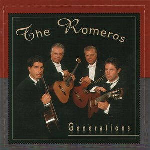 The Romeros: Generations Recorded 2000: CPA Hollywood Records