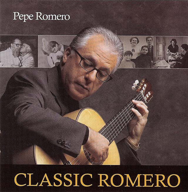 Classic Romero Pepe Romero Recorded 2005: CPA Hollywood Records