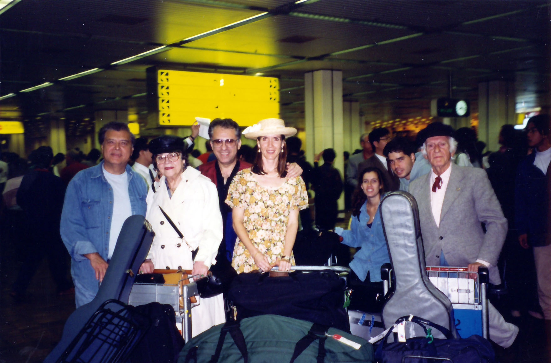 Hong Kong Airport 1994