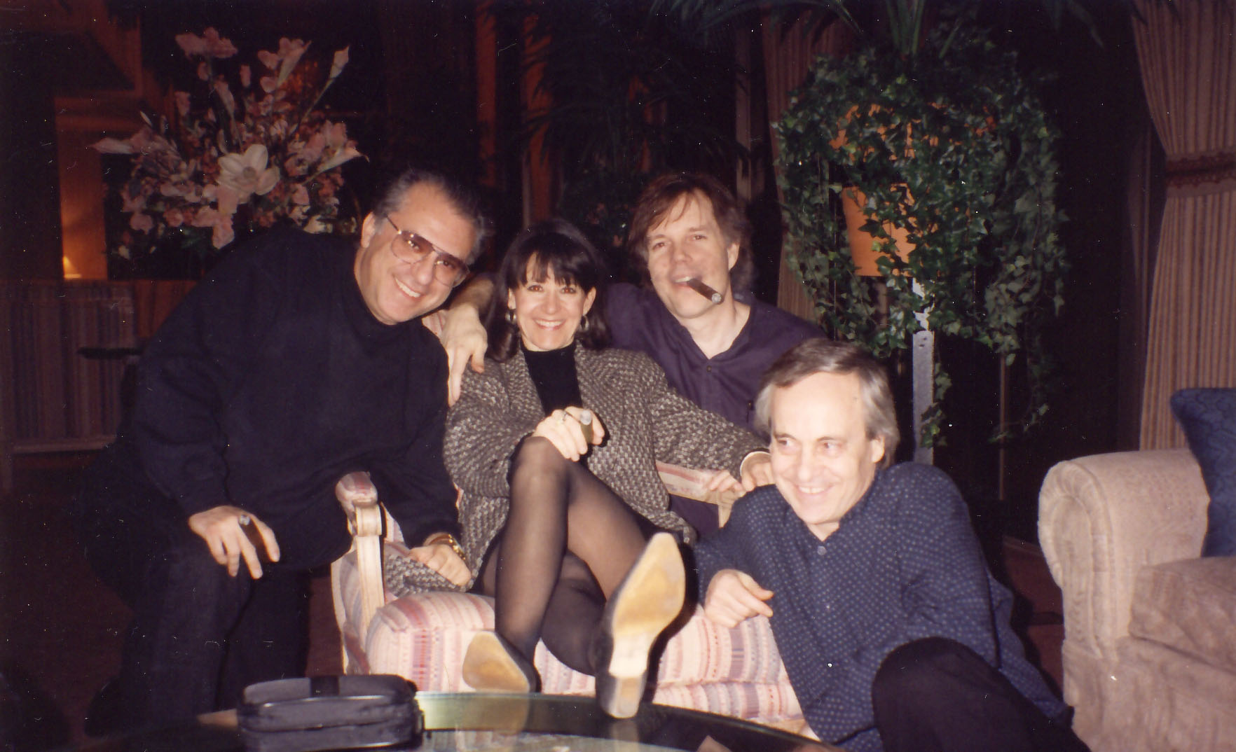 Pepe, Susan Lamborghini, Leo Kottke, Paco Peña