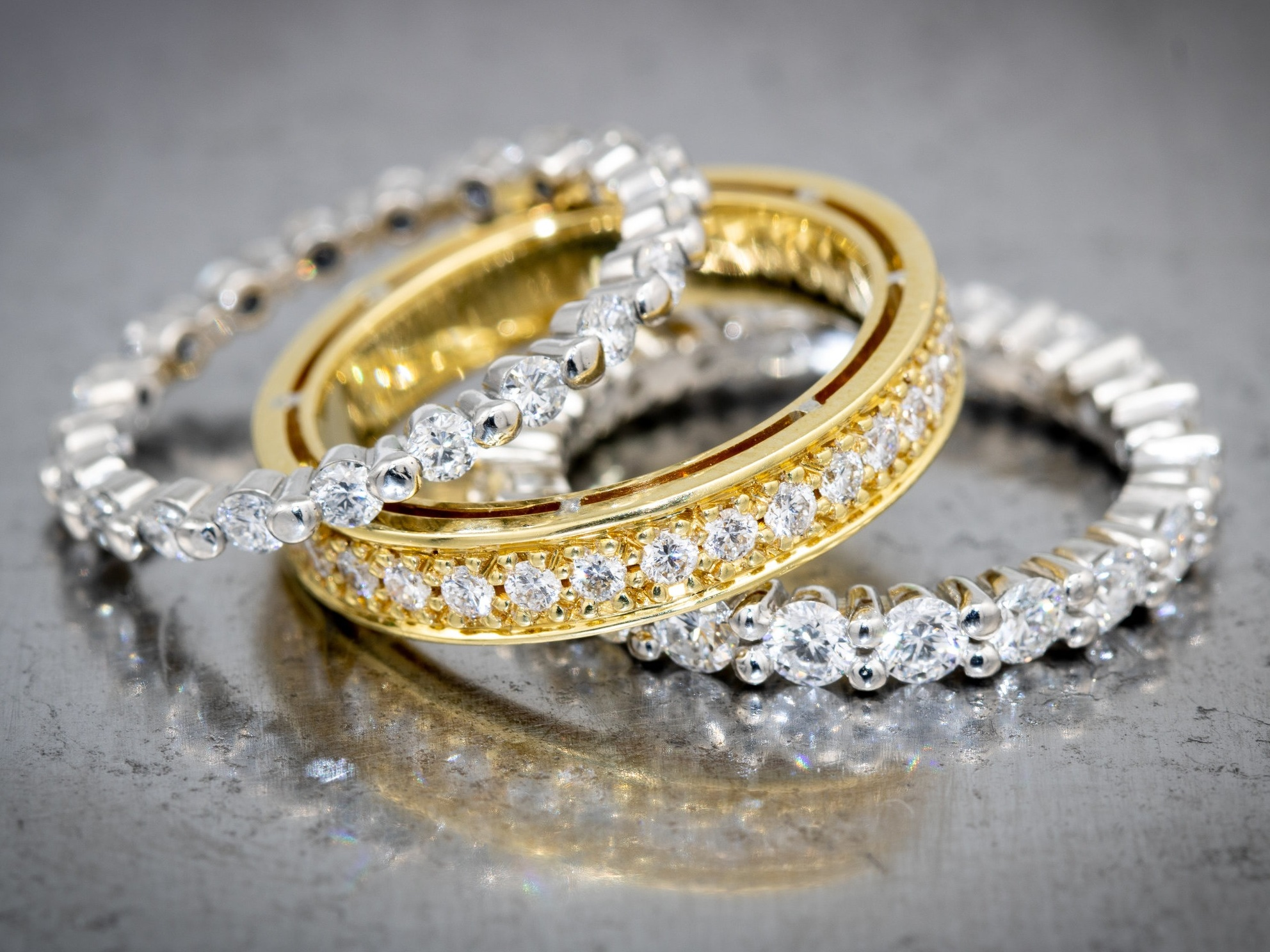 Rings True Custom Jewelry Create Your Original Wedding Rings With A