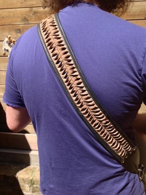 custom strap for P.G.