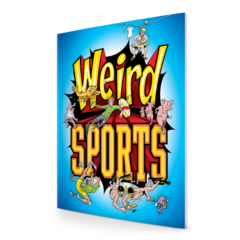 Bizarre Sports in a Splashy Format