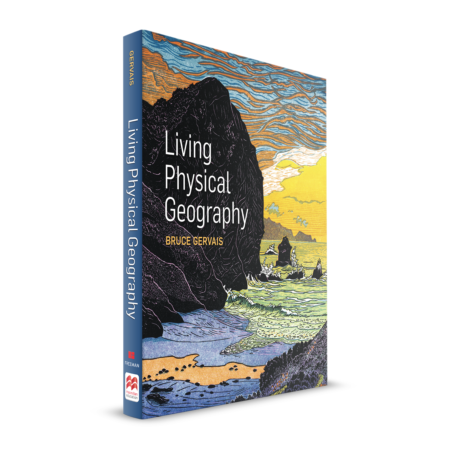 Feature-packed College-level Geography