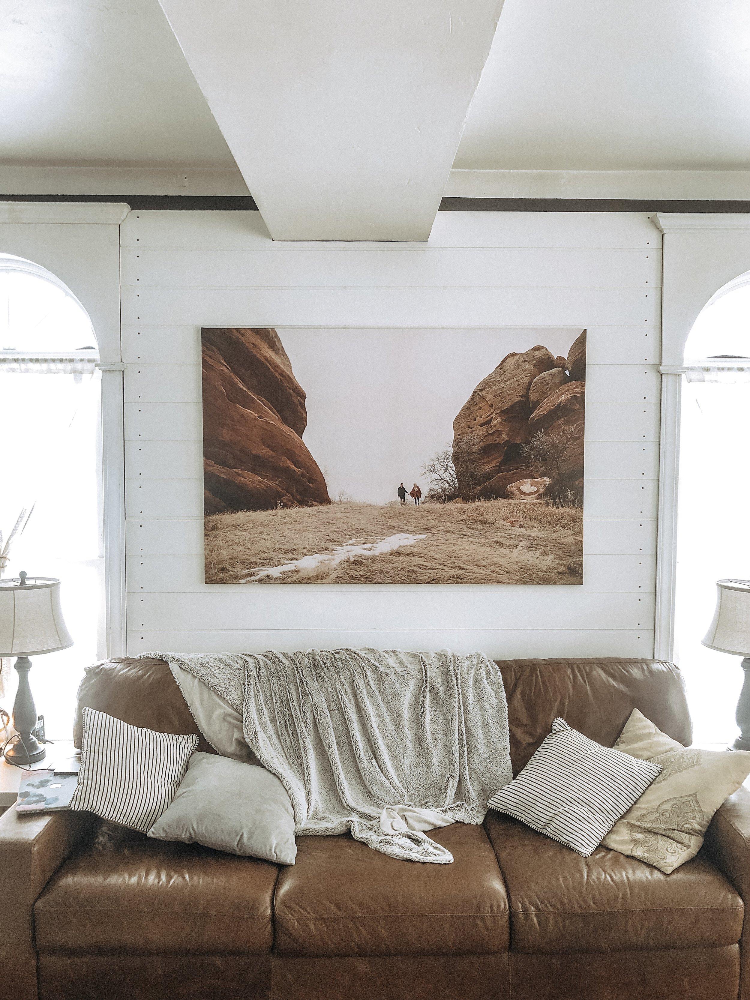 Large Canvas!