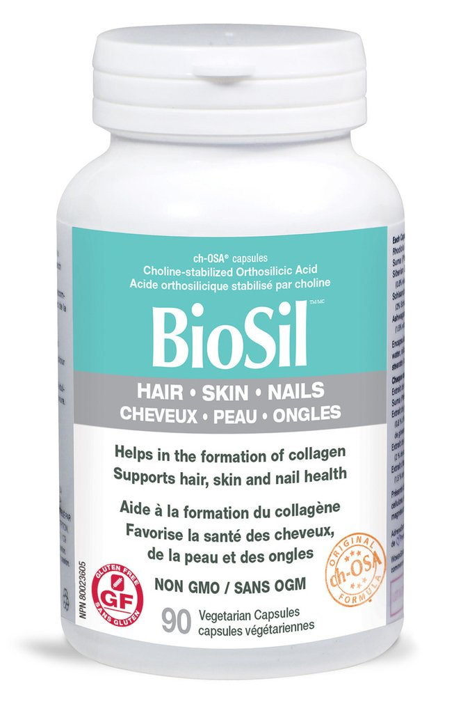 BioSil Hair Skin and Nails Vitamin