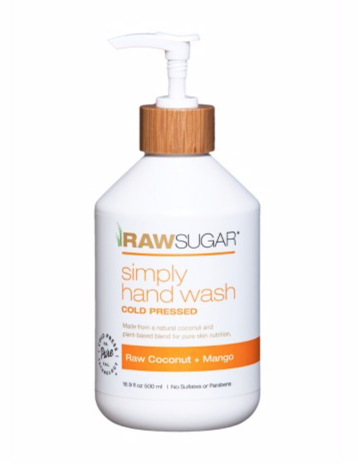 Raw Sugar Hand Wash