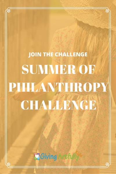 Summer Challenge - continue giving