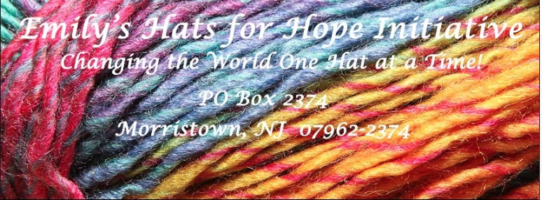 Emily's Hats for Hope