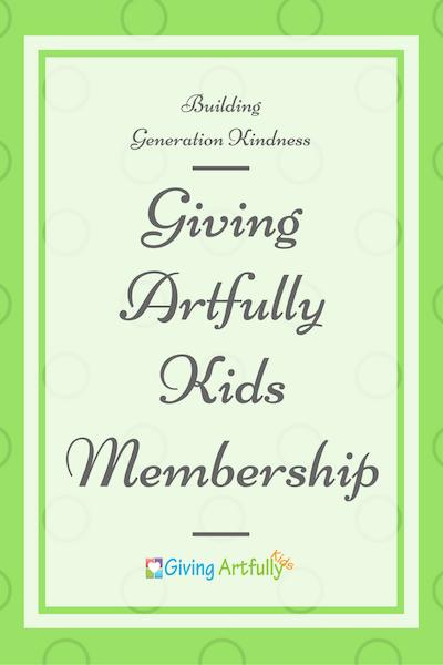 Giving Artfully Kids