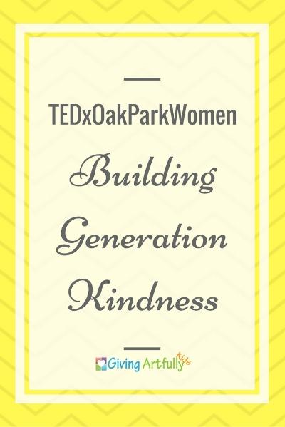 TEDx: Building Generation Kindness