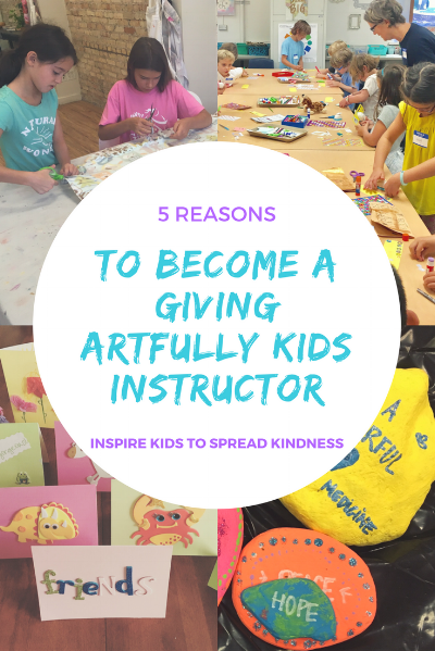 Giving Artfully Kids Instructor