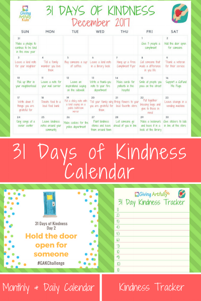 31 Days of Kind Act