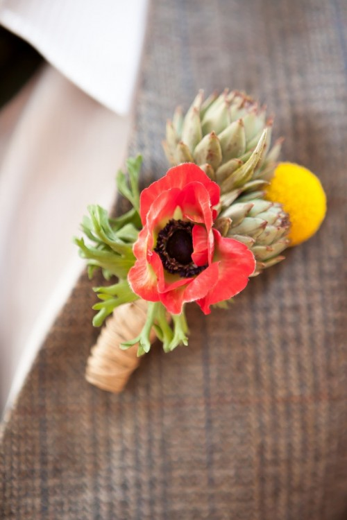 boutonniere ideas - grace and serendipity