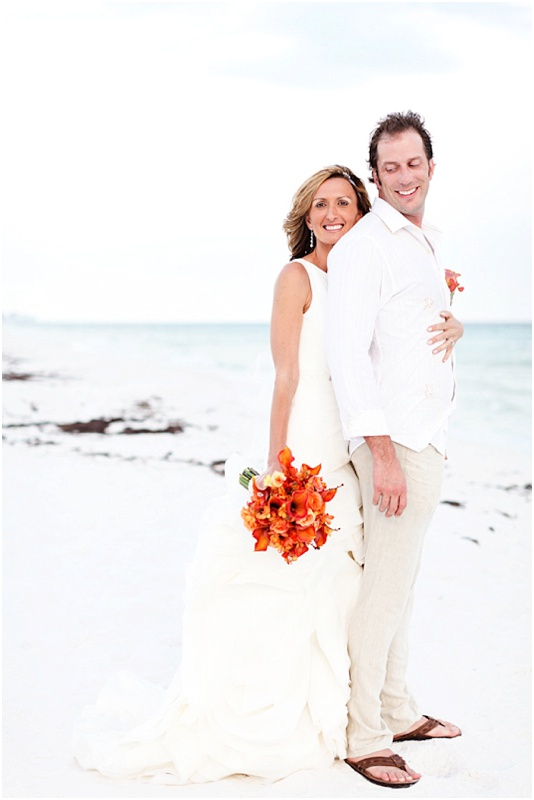 richard and mirela -henderson beach state park vow renewal - grace and serendipity