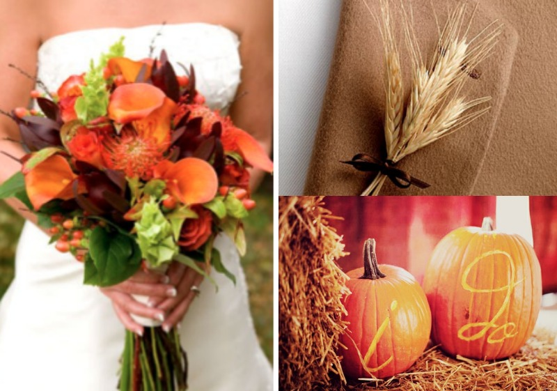 fall wedding ideas - grace and serendipity