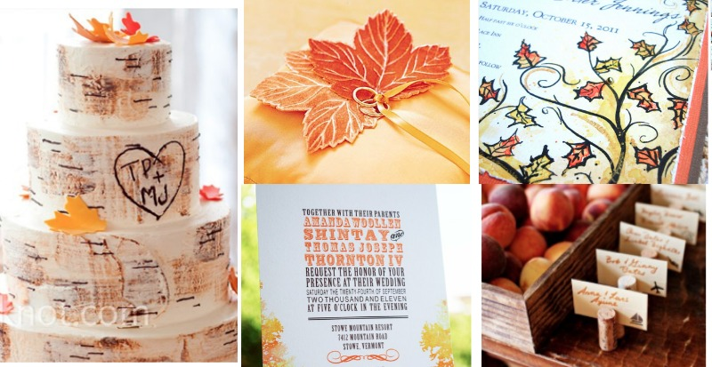 fall wedding ideas - grace and serendipty