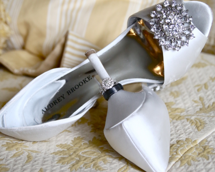 the ring shot - wedding details - grace and serendipity